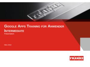 slide franke training
